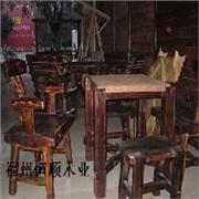 专业的优质炭化木制品,【独家供应】福州价位合理的福建仿古炭化木