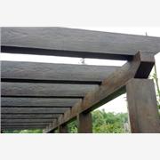 福建漳州欧式构件GRC厂家批发仿木系列GRC产品