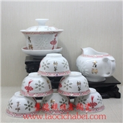 供应陶瓷茶具批发厂家