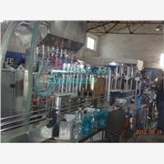 供应孟飞机械灌装机玻璃水配方灌装机