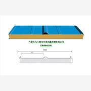 内蒙古泡沫夹芯板夹芯板批发楼承板型号