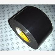 供应圣保罗610mm×33米,840x33黑色压克力双面胶 亚克力黑色胶带