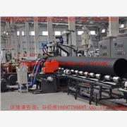供应耐特DN200-DN2000综合性能最好的埋地排水用钢带增强聚乙烯(PE)螺