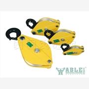 塑料绳索 产品汇 供应ABLE开口铁滑车|HPB型绳索为钢丝绳和纤维绳