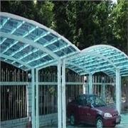 哪里加工车棚玻璃雨棚?汽车玻璃雨棚 车棚玻璃雨棚