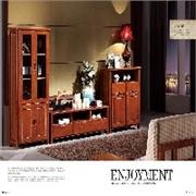 厦门市哪里能买到最优惠的全实木电视柜_上等全实木厅柜全实木电视柜
