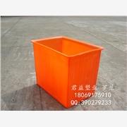 厂家供应320升布料染色桶 PE环保布料周转桶