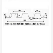 供应安美久温岭玉环YX51-341-1025开口楼承板