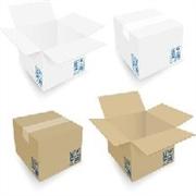 各种医药包装纸箱 产品汇 定兴包装公司供应同行中最有品质的塑料瓶制作:西宁水印包装纸箱