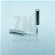 供应中科晶JU-308柱晶3x8封装20MHz石英晶振