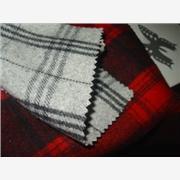 供应星火呢绒A011粗纺千鸟格呢大衣/毛纺格子呢面料