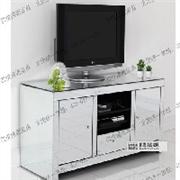 东莞优惠的电视柜,认准凯悦镜面家具:现代美式电视柜