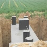 山东地埋式生活污水处理机设备厂家首选四方
