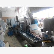 供应金诺多种塑料桶造粒机,编织袋造粒机