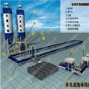 山东发泡保温板设备 济宁市哪里有供应特价水泥发泡保温板设备