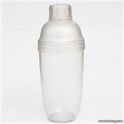 供应珍珠奶茶 果汁专用雪克杯 雪克壶 亚克力雪克杯500CC