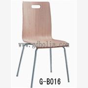 弯曲木餐椅,不锈钢椅子,电镀椅,四脚椅,广东餐桌椅厂家直销定做