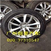 供应捷豹XF钢圈/轮毂/轮壳/轮胎拆车件