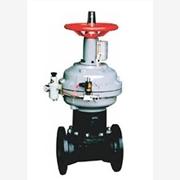 供应湖高A型精小型气动隔膜阀(水处理专用)