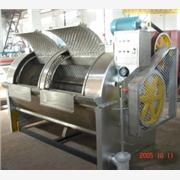 山东滤布袋清洗机-山东航星洗涤机械专业生产30公斤以上滤布工业洗衣机