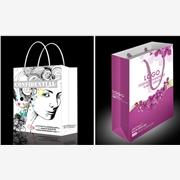 厂家订做手提纸袋定做 礼品袋 广告袋 化妆品袋子 服装袋