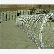 军事边防专用螺旋形刀片刺绳