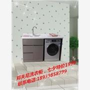 供应邦夫尼HGD-56 出售不锈钢左双开洗衣柜