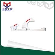 供应炎泰  GL-PVC矿用电缆挂钩 塑料电缆挂钩 组合式一体钩价格