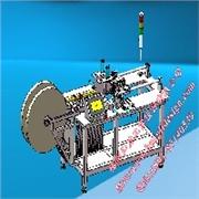 全自动卷纸机-定长定制-全自动纸绳机-福州弘力工业设计公司