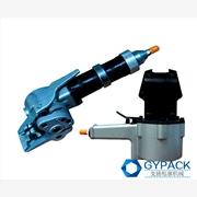 供应上海戈扬KZLY-32G气动分离式钢带打包机 ,铝板打包机 铁锌打包机 铝管