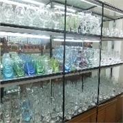 兰州优惠的酒店进口玻璃器皿【供应】 青海酒店餐厅用具