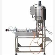 供应世鲁油脂灌装机-油墨灌装机-涂料灌装
