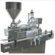 搅拌式膏体灌装机 产品汇 供应世鲁全自动膏体灌装机-糖浆灌装机