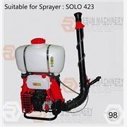 供应锐松RS423-1RS423-1喷雾喷粉机