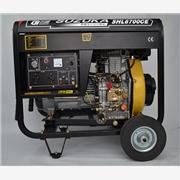家用吸尘器5KW柴油发电机
