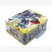 供应天派包装OB手提式玩具盒 儿童玩具包装铁盒