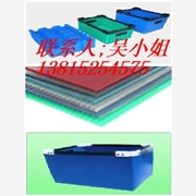 供应南通中空板零件盒,南通农药钙塑箱