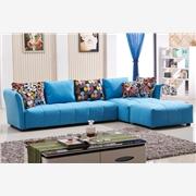 供应普尼狄B3071普尼狄 可拆洗布艺沙发组合 简约