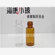 管制玻璃瓶的生产工艺制作流程