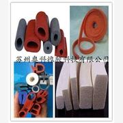 供应AOKE硅橡胶密封条/硅橡胶发酵