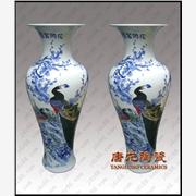 供应千火陶瓷齐全景德镇青花瓷大花瓶 手绘大花瓶价