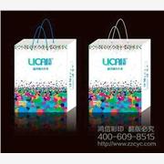 河南郑州手提袋印刷设计 鸿信彩印