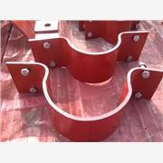 供应双排螺栓压紧管卡 A11双排螺栓