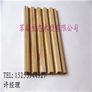 茗馨生态木150长城板生态木小长城墙裙板装饰效果图
