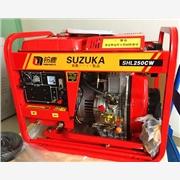 直流发电电焊机