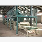 供应汇新多种大型多功能墙体防火板生产线