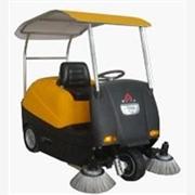 供应驰洁CJZ145-3驾驶式扫地机清扫灰尘沙子小型驾驶式扫地机