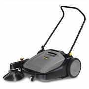 供应德国凯驰KM70/20 C Basic 无动力手推式清扫车商用扫地机