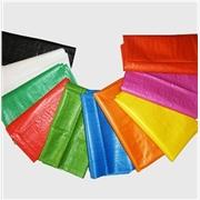 供应彩色编织袋 优质彩色编织袋 塑料