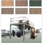 供应软瓷生产线 外墙保温软瓷生产线厂家 涂装设备 涂装生产线价格